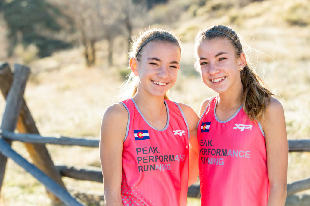KAty and Taylor Haerbig - Peak Performance Running