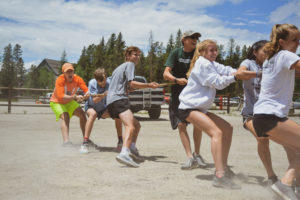 Peak Altitude Camp - Tug Of War