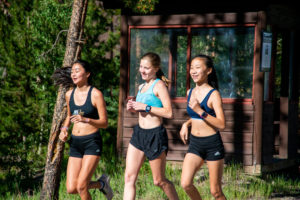 Peak Performance Running - Altitude Camp - Girls Workout