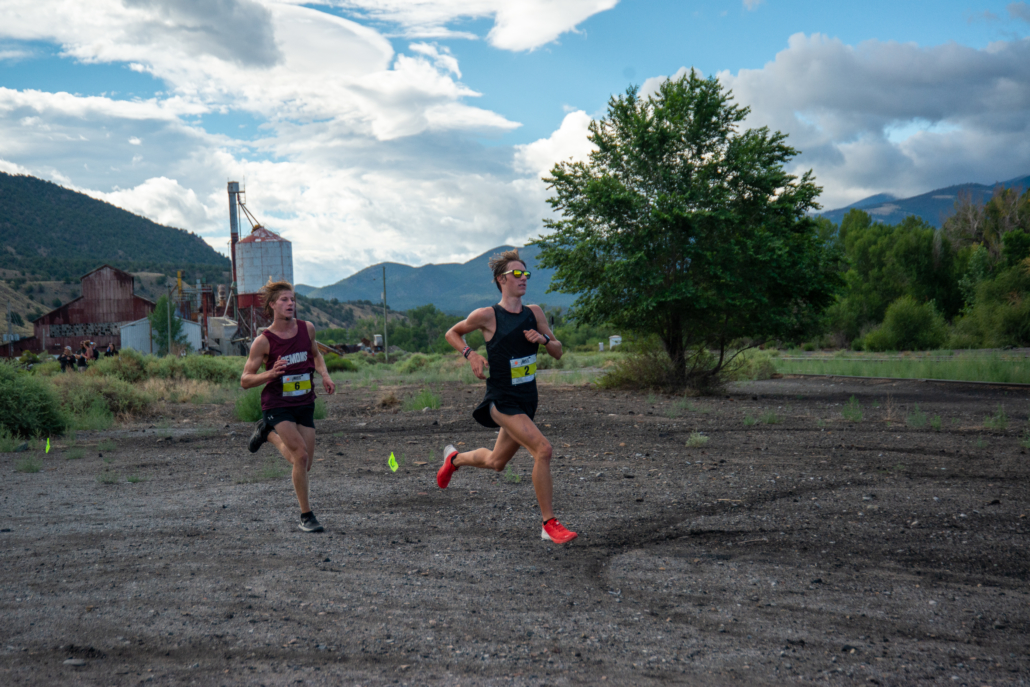 Sprint to the Finish at the National High School Trail Championships